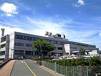 医師会病院健診センターの画像